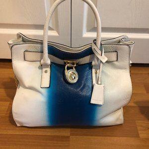 Michake Kors Leather Handbag